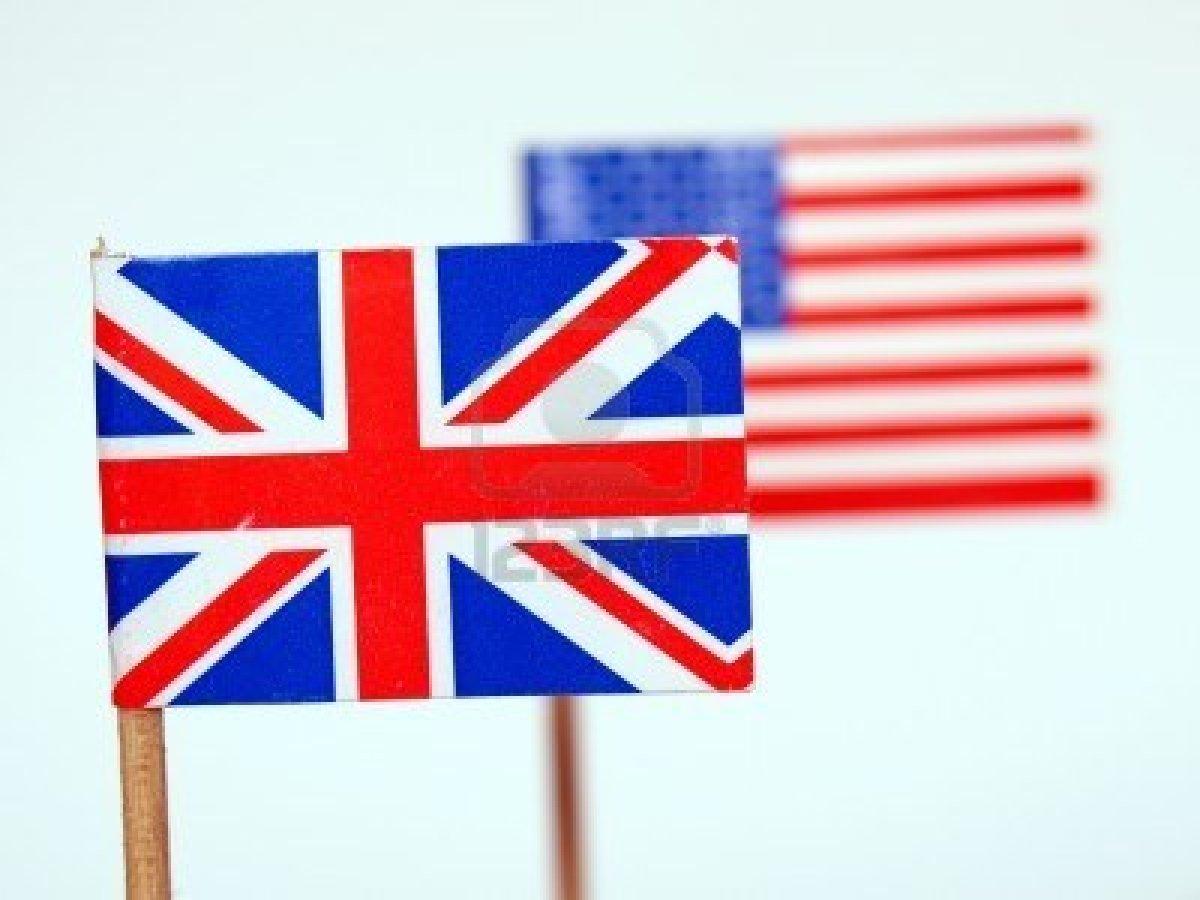 Bandera ingles
